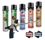 HANDI-FOAM® GUN FOAM Low Pressure One-Component Polyurethane Foam Sealant (OCF)