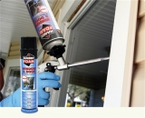 HANDI-FOAM® EXTREME WINDOW & DOOR STRAW Low Pressure Polyurethane Foam Sealant