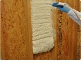 HANDI-FOAM® LOW DENSITY Low Pressure Spray Polyurethane Foam (SPF)