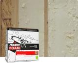 HANDI-FOAM® SOUND BARRIER Low Pressure Spray Polyurethane Foam (SPF)