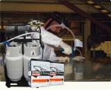 HANDI-FLOW® CHANNEL FILL POUR-IN-PLACE Low Pressure Polyurethane Foam (PIP)